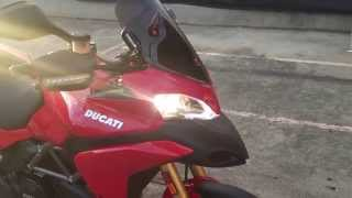 6. 2011 Ducati Multistrada 1200s Touring