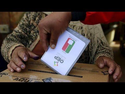 Βολιβία: «Όχι» σε 4η θητεία για τον πρόεδρο Μοράλες