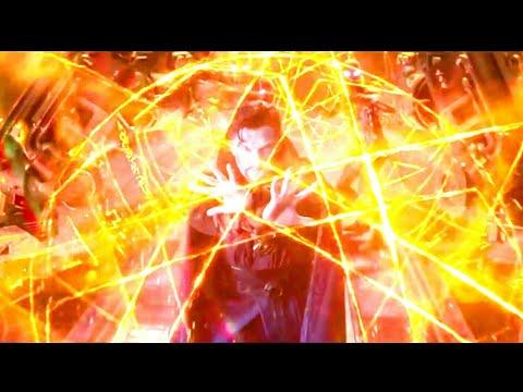 Avenger-infinity war Iron man and Doctor strange TV spot