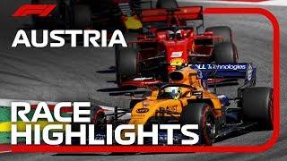 2019 Austrian Grand Prix: Race Highlights