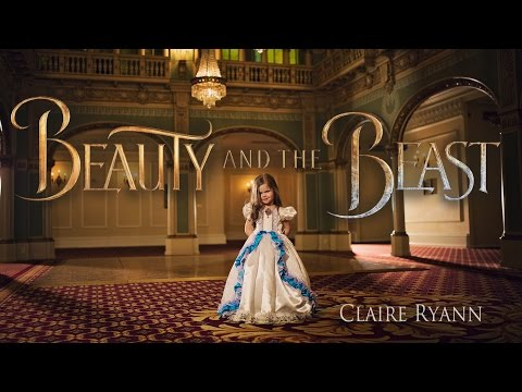 Beauty And The Beast | Tale As Old As Time - Claire Ryann (Just Turned 4 Years Old) And The Crosbys Mp3