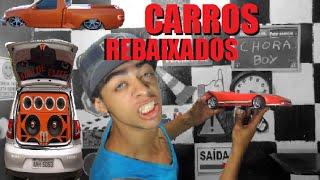 CARROS REBAIXADOS NÃO É CRIME!!!
