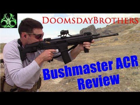 "The Forgotten Next Gen ""Assualt Rifle"" - Bushmaster ACR Review"