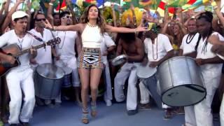Opening Ceremony World Cup 2014 Brazil اغنية افتتاح كاس العالم في البرازيل