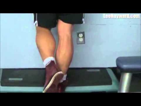 Mens Gym Calf Calves Workout Motivation