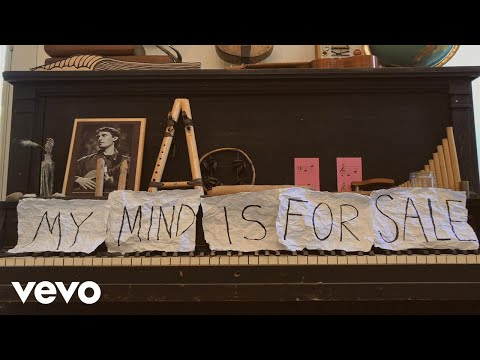 Jack Johnson - My Mind Is For Sale (Lyric Video)