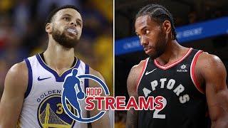 Hoop Streams: Previewing NBA Finals Game 4 Raptors at Warriors | ESPN