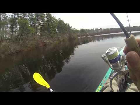 04122014 cape cod pond fishing 4