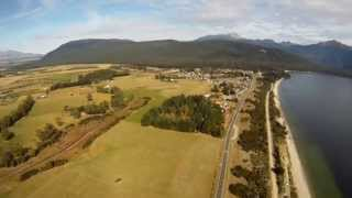 Manapouri New Zealand  city pictures gallery : Parajet Zenith Flight Manapouri New Zealand
