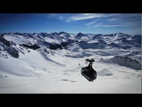 St. Anton am Arlberg - Mein Skigebiet!