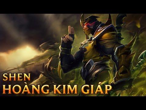 Shen Hoàng Kim Giáp