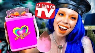 Beauty Blender WASHING MACHINE?! - Does This Thing Really Work? by GRAV3YARDGIRL