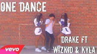 ONE DANCE - Drake Ft Kyla & Wizkid (Alex Aiono Cover) Dance Cover Twin Version