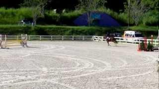 Clasico Navideño 2012 - Kathleen Fuentes y Barlovento (2)