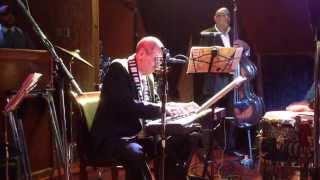 Sonny bravo solo with tipica 73 at savoy inn pennsauken nj thu nov 28 2013