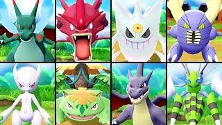 Video All SHINY Mega Evolutions in Pokémon Let's Go Pikachu & Eevee MP3, 3GP, MP4, WEBM, AVI, FLV Desember 2018