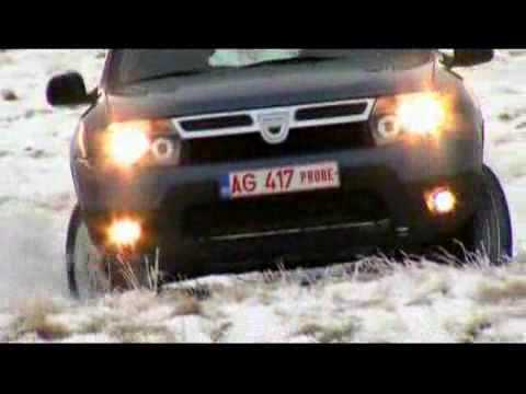Renault Duster 4×4 Off-Roader