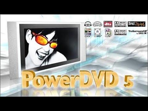 CyberLink PowerDVD V5+Serial+Download
