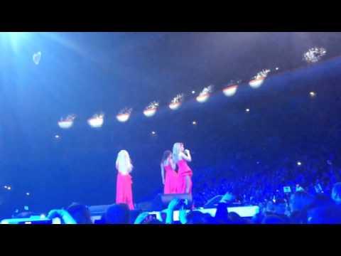 ВИА Гра - выступление на BigLoveShow 2016 в Олимпийском ( 14.02.2016 ) (видео)