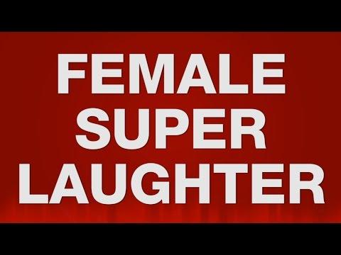 Female Super Single Laughter SOUND EFFECT – Lachen Gelächter Zum Tot lachen SOUNDS