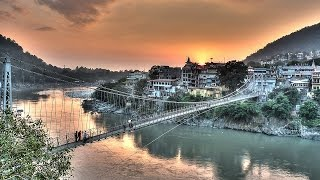 Rishikesh India  city photos gallery : Rishikesh, India - Lonely Planet by Three P's Entertainment.. (1080P)