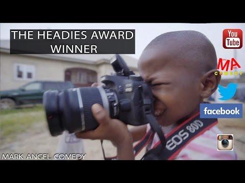 THE HEADIES AWARD WINNER (Mark Angel Comedy) (kidding)