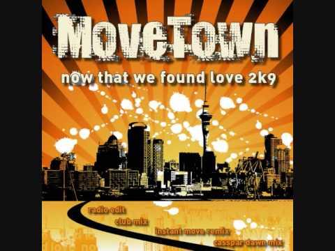 Tekst piosenki Movetown - Now That We Found po polsku