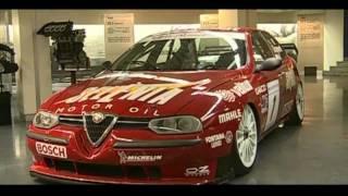 Alfa Romeo History - Alfa 164 - 155 - 156 - 159 - 166 - 147