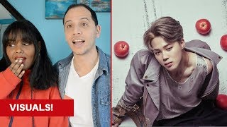 BTS JIMIN BEFORE AND AFTER REACTION (BTS REACTION)