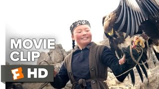 The Eagle Huntress Movie CLIP - Ready (2016) - Documentary