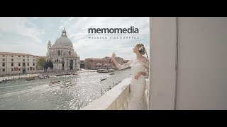 F♢R - Venice, Italy (Wedding Highlights) by memomedia