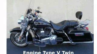 9. 2009 Harley-Davidson Road King Classic Details and Features - cherirada