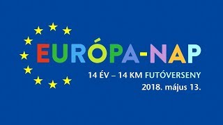 14 év - 14km EU-s futás