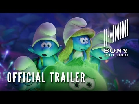 Another Trailer For Sony s Smurfs The Lost