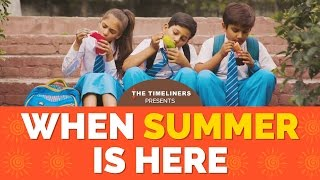 Video When Summer Is Here | The Timeliners MP3, 3GP, MP4, WEBM, AVI, FLV November 2017