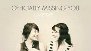 Video Jayesslee - Officially Missing You (Studio) - Lyric - Cover by Tamia MP3, 3GP, MP4, WEBM, AVI, FLV November 2018