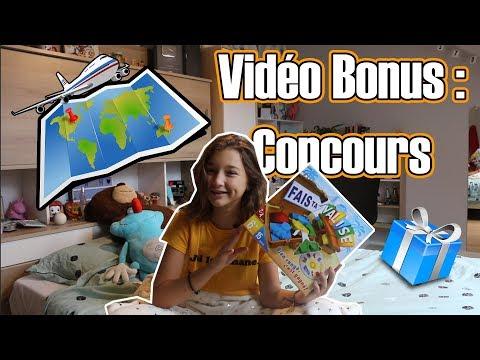 Video Concours : Fais Ta Valise (vidéo bonus) // Satine Walle download in MP3, 3GP, MP4, WEBM, AVI, FLV January 2017