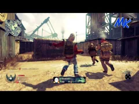 Multi Call Of Duty Montage - MeioKilo // FeijoMello