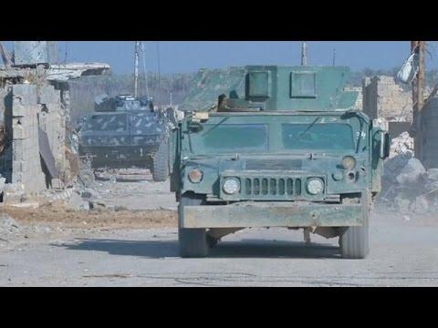 Ραμάντι: Αντίστροφη μέτρηση για την πλήρη ανακατάληψη της πόλης