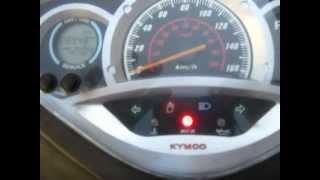 6. KYMCO PEOPLE 250 S 2006 2007 2008 2009 2010 2011 2012 COD368