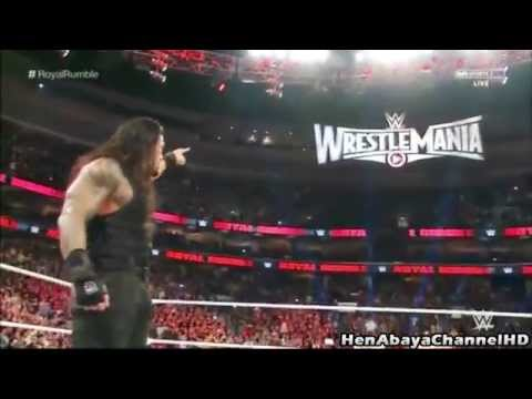Video Roman Reigns Vs Brock Lesnar Wrestlemania 31 Promo - HD download in MP3, 3GP, MP4, WEBM, AVI, FLV January 2017