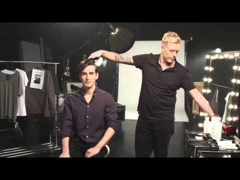 Paul Mitchell® and Headmasters Men's Styling How To