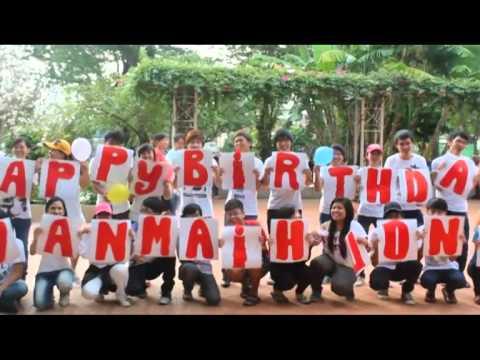 Happy birthday to Van Mai huong - Thời lượng: 3 phút, 33 giây.