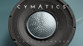 The effect of cymatics frequencies on matter