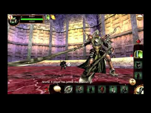 Video of Midgard Rising 3D MMORPG (new)