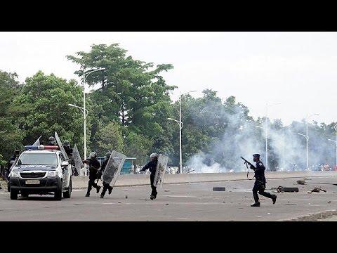 Λ.Δ.Κονγκό: Δεκάδες νεκροί σε διαδηλώσεις κατά του προέδρου Καμπιλά