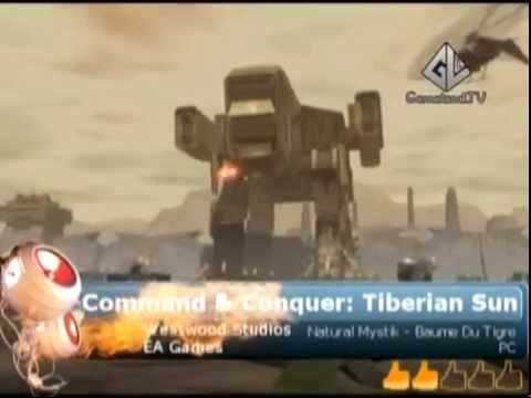 ОтжЫг на Gameland TV - Command & Conquer: Tiberian Sun