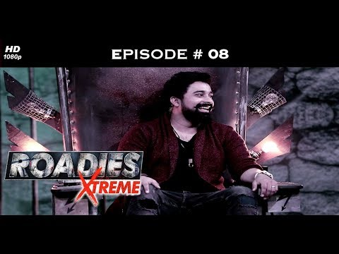 Roadies Xtreme - Full Episode  08 - The Culling: Syed Vs The Rest!