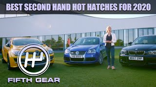Best Second Hand Hot Hatch for 2020   Fifth Gear by Fifth Gear