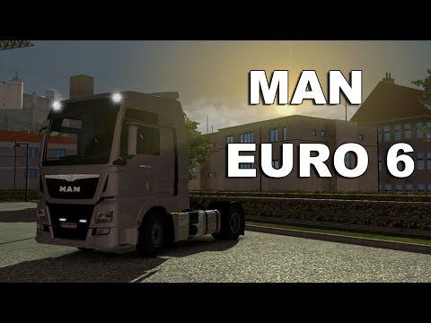 MAN Euro 6 V5.0